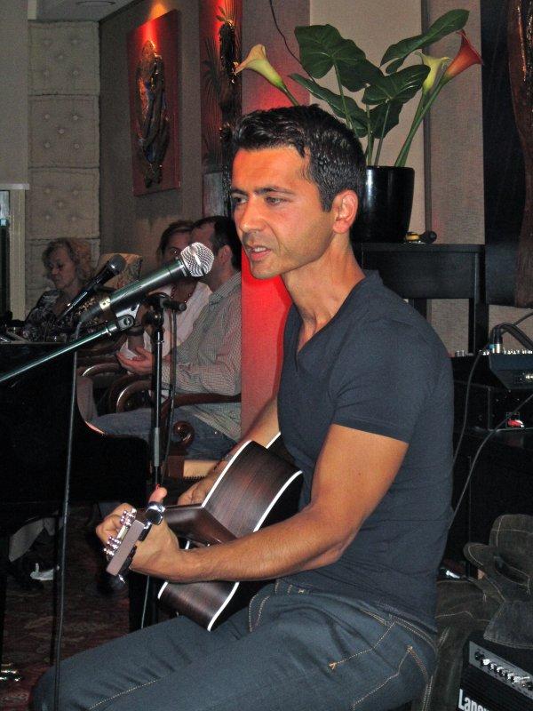 ♫  Nill Klemm ♫  au Gabs Music Lounge ♫ Genève ♫