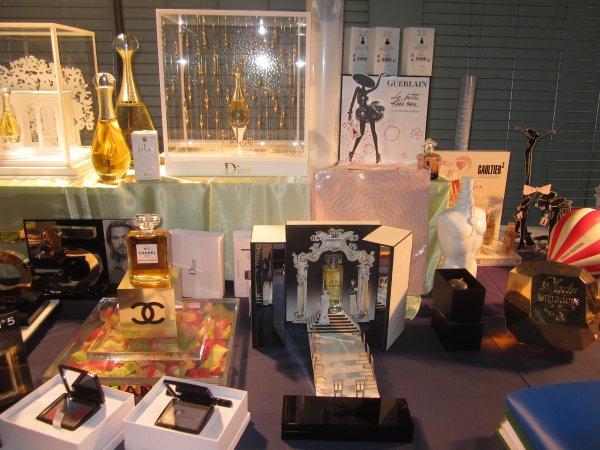 ♥ Stands - Salon du Parfum à Mulhouse - 1er février 2015  ♥