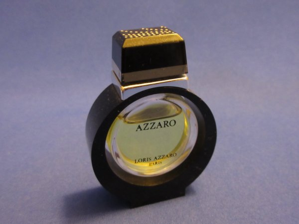 """✿ Azzaro  -  AZZARO COUTURE  -   Factice """"géant"""" et sa mini ✿"""