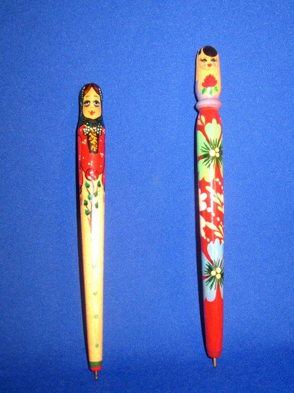♥ Matriochkas  - stylos ♥