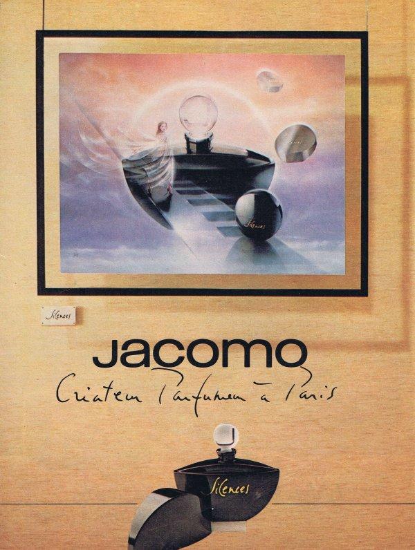 """✿ Jacomo - SILENCES - Factice """"géant"""" et sa descendance ✿"""