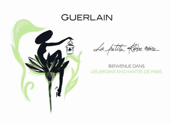 ✿ Guerlain - LA PRN - MA ROBE PETALES ✿