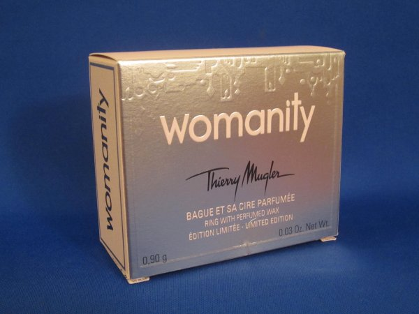 ✿  Mugler Thierry - WOMANITY - concrète  ✿