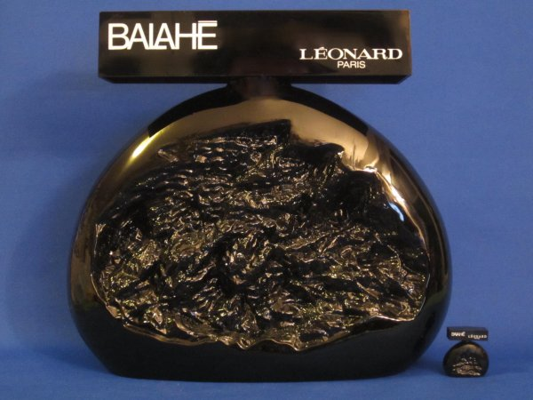 "✿ Léonard - BALAHE - Factice ""géant"" et sa mini ✿"