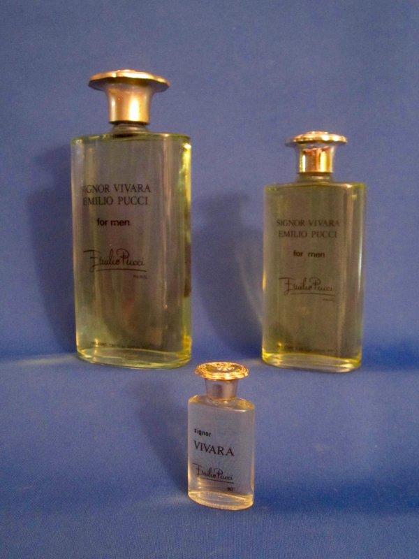 ✿ Pucci Emilio - ses fragrances ✿
