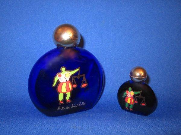 """✿ St Phalle (Niki de) - EAU DEFENDUE - signes du zodiaque """"AIR"""" ✿"""