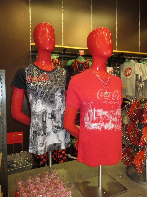 ♥♥ Las Vegas ♥  Mister Coca est aux Anges ! ♥