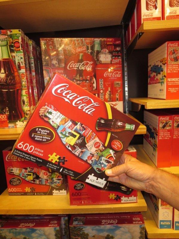 ♥ Las Vegas ♥ Mister Coca est aux Anges ! ♥