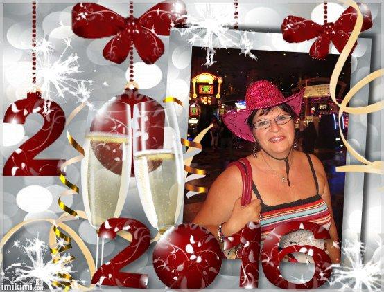 ♥ Belle & Heureuse Année à vous toutes et tous 2015 ♥