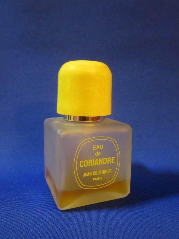 ✿ Couturier Jean - EAU DE CORIANDRE  ✿