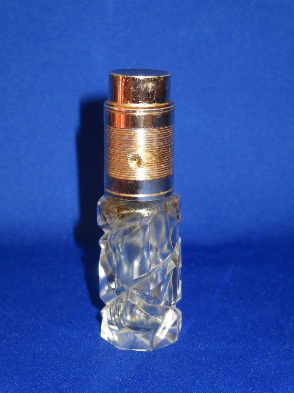 """✿ Flacons à parfum siglés """"VIEUX-ROUEN""""✿"""