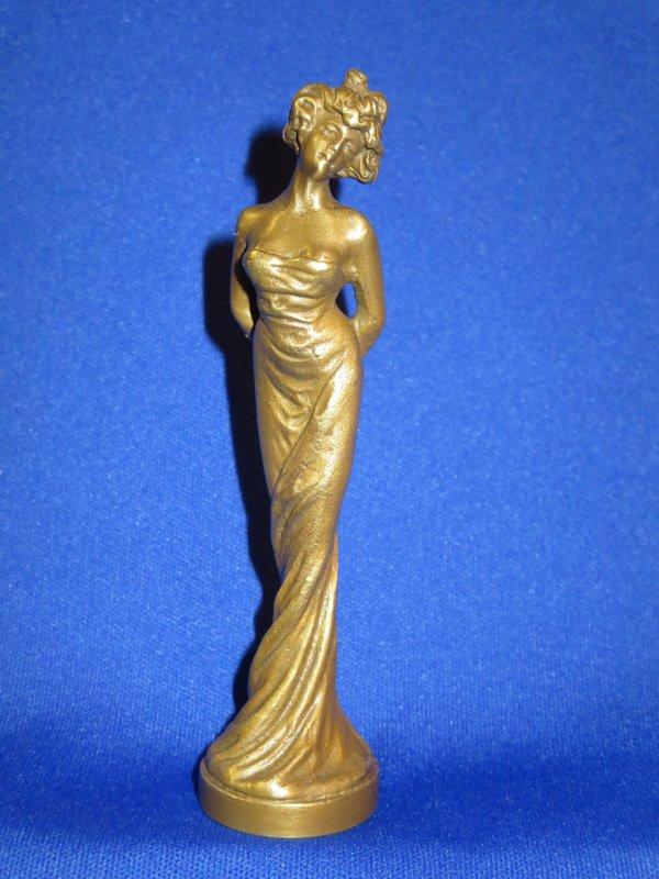 ♥ Statuette féminine - Les bronzes de Vienne ♥