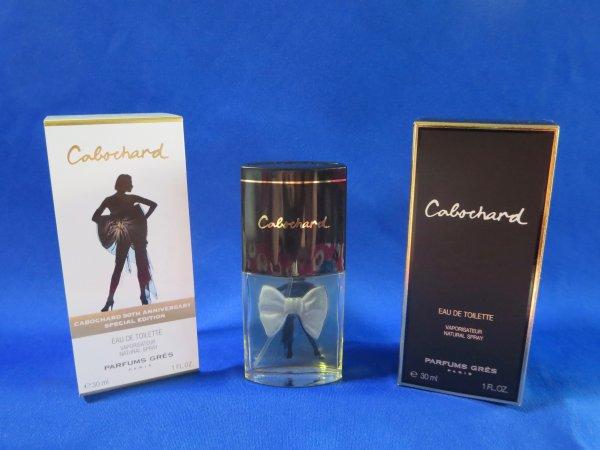 ✿ Grès - CABOCHARD - édition spéciale pour le 50ème anniversaire du parfum  ✿