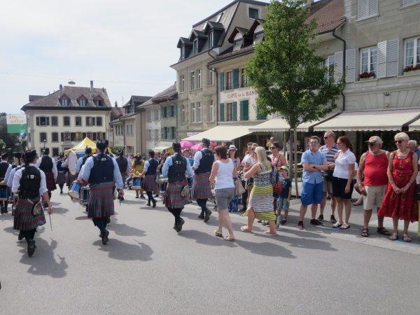 ♥ Tattoo - Défilé de la Parade à Avenches (Vaud / Suisse) / 3 sept. 2016 - 2/4  ♥