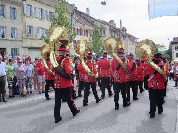 ♥ Tattoo - Défilé de la Parade à Avenches (Vaud / Suisse) / 3 sept. 2016 - 3/4 ♥