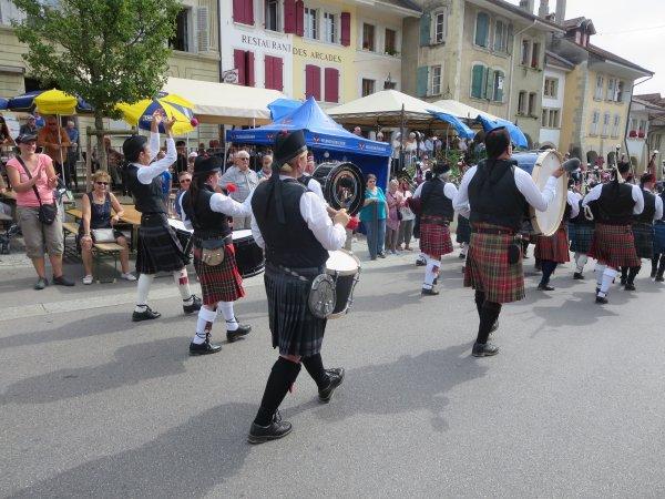 ♥ Tattoo - Défilé de la Parade à Avenches (Vaud / Suisse) / 3 sept. 2016  / 4/4 ♥