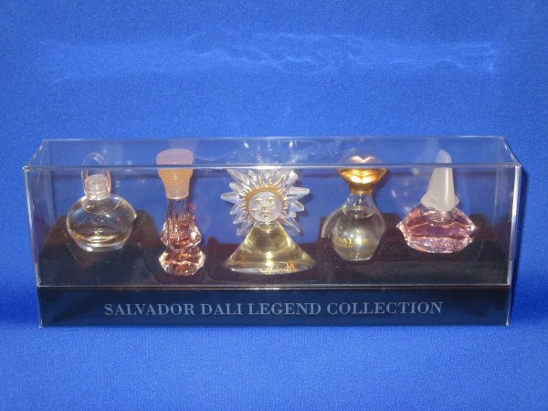 ✿ Dali - SALVADOR DALI LEGEND COLLECTION - coffret ✿