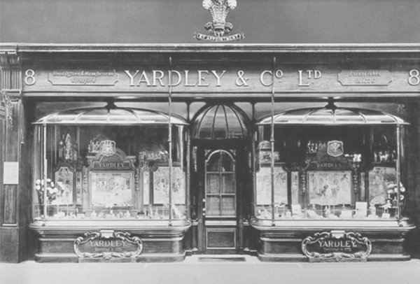 ✿  Yardley of London - historique ✿