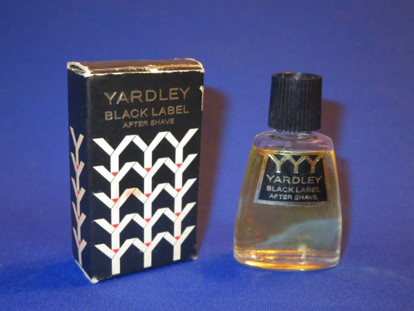 ✿  Yardley of London - BLACK LABEL - FOR MEN ✿