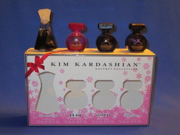 ✿ Kardashian Kim - coffret  ✿