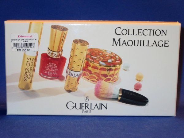 ✿ Guerlain - LES METEORITES - make-up - coffret ✿