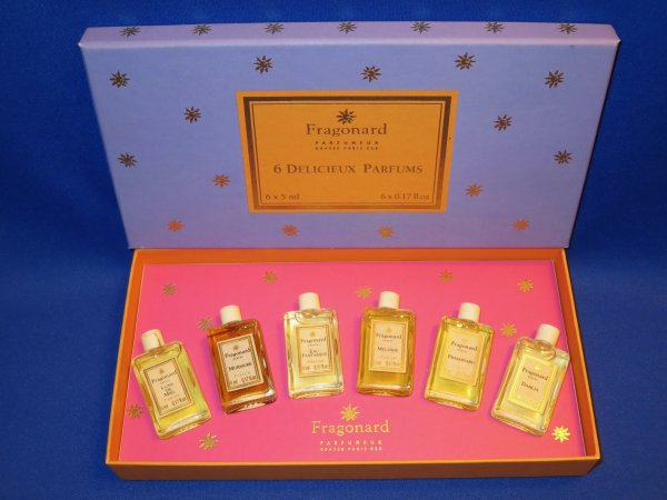 ✿ Fragonard - coffret ✿