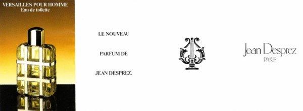 ✿ Deprez Jean - BAL A VERSAILLES - vapo de sac ✿