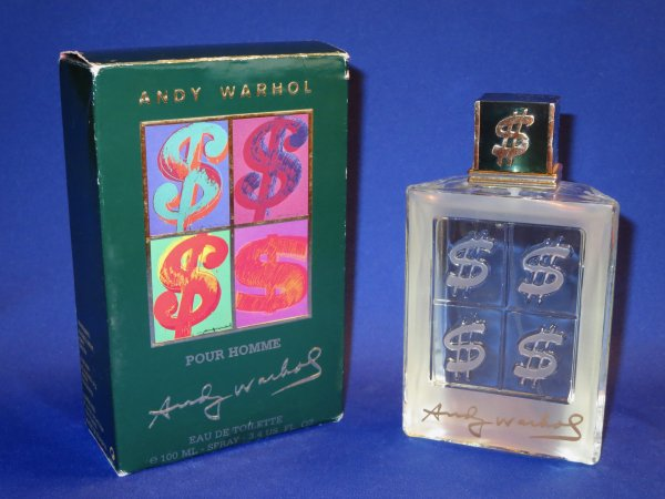 ✿ Warhol Andy - POUR HOMME $ ✿