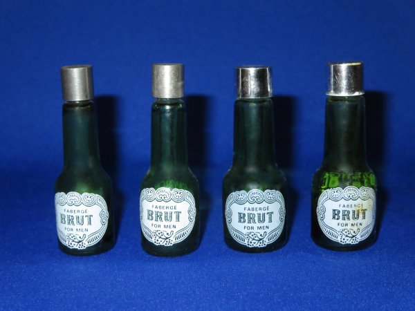 ✿ Fabergé - BRUT FOR MEN - minis 4.5 ml ✿