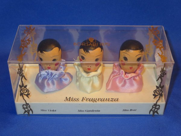 ✿ Borsari  - MISS FRAGRANZA - coffret  ✿