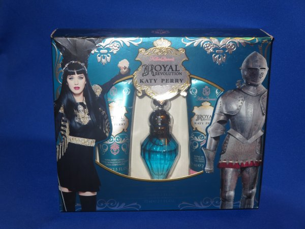 ✿ Perry Katy - ROYAL REVOLUTION - coffret  ✿