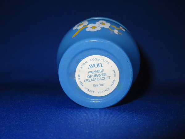 ✿  Avon - PROMISE OF HEAVEN - pot de crème  ✿
