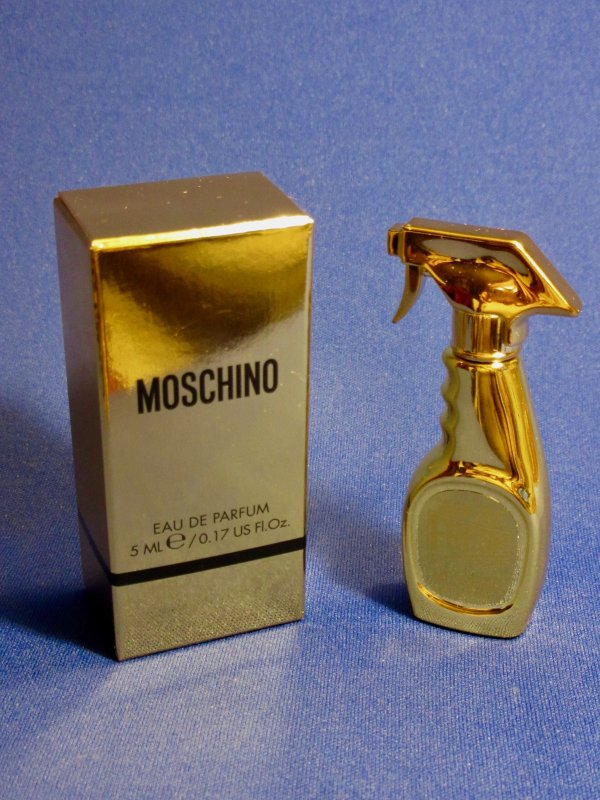 ✿ Moschino - GOLD FRESH COUTURE  ✿