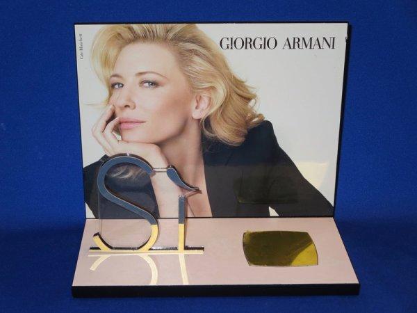 ✿ Armani Giorgio - SI - présentoir ✿