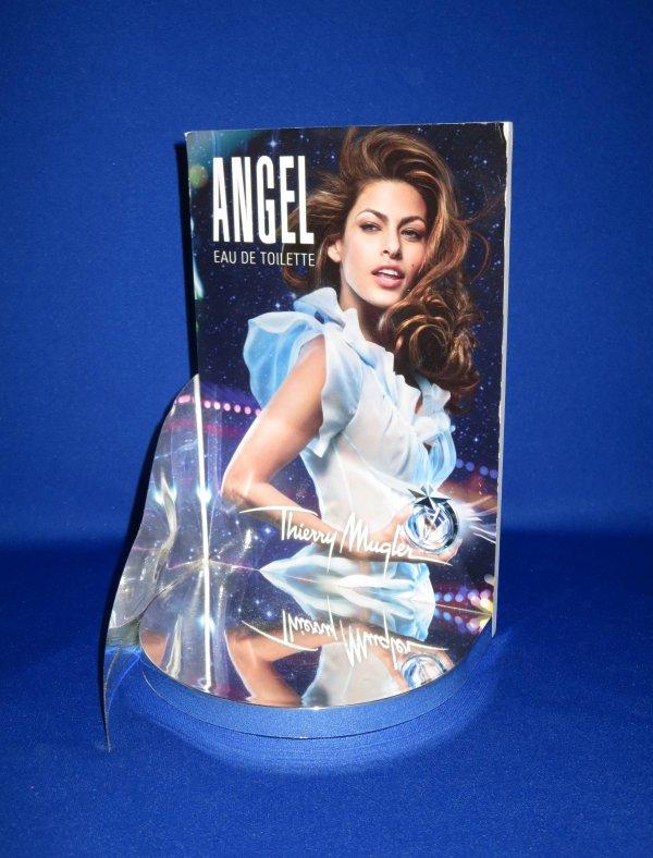 ✿ Mugler - ANGEL - présentoir ✿