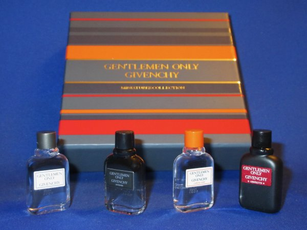 ✿ Givenchy - GENTLEMEN ONLY - coffret ✿