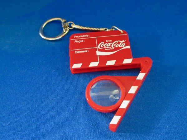 ♥  Coca-Cola Collection - Porte-clé loupe ♥
