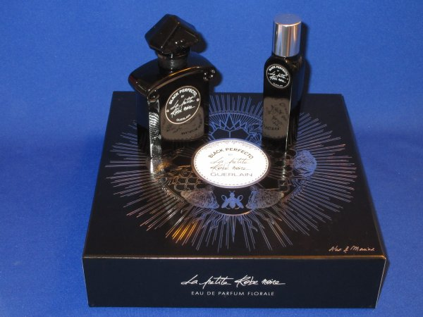 ✿ Guerlain - PRN BLACK PERFECTO  - coffret ✿