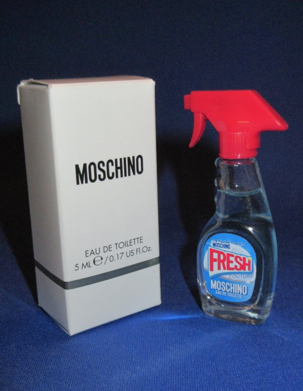 ✿ Moschino - FRESH COUTURE  ✿