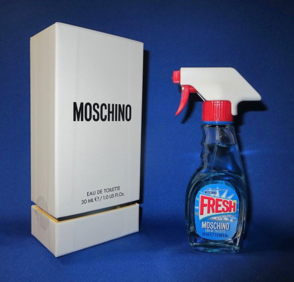 ✿ Moschino - FRESH COUTURE ✿
