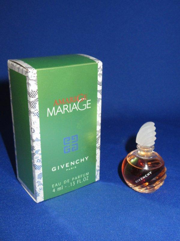 ✿ Givenchy - AMARIGE MARIAGE - Factice géant et sa mini ✿