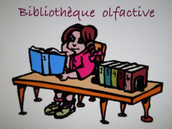 📚 Bibliothèque olfactice 📚