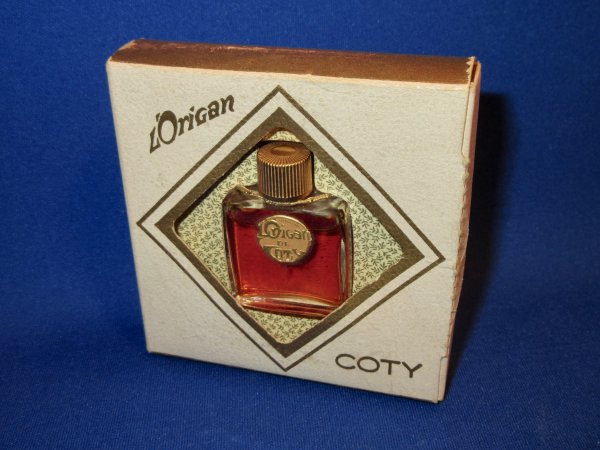 ✿ Coty - L'ORIGAN ✿