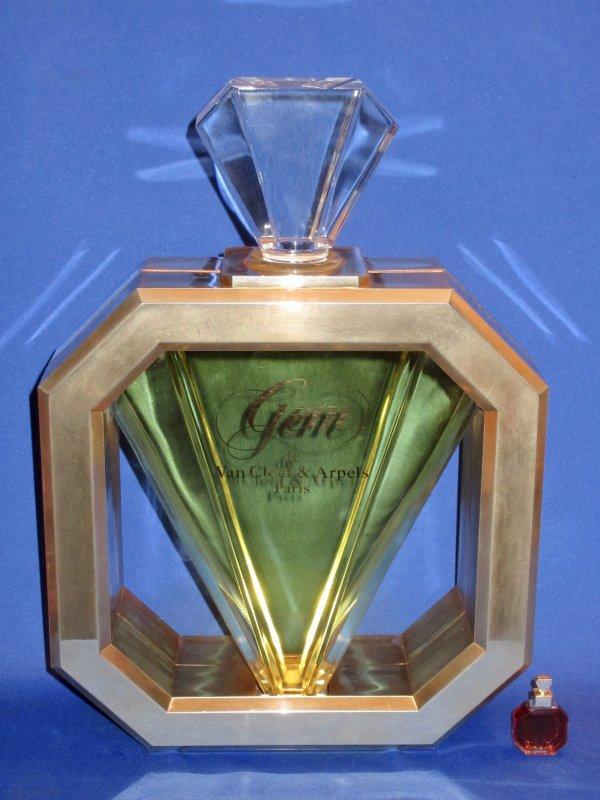 ✿ Van Cleef & Arpels   - GEM - Factice géant et sa mini ✿