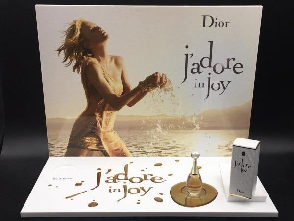 ✿ Dior Christian - J'ADORE IN JOY - présentoir ✿