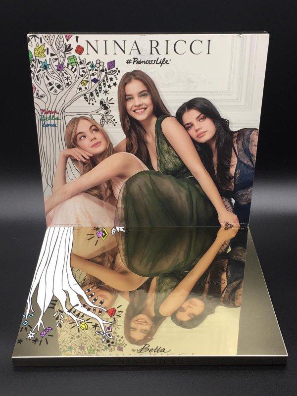 ✿ Ricci Nina - NINA + BELLA + LUNA - présentoir ✿