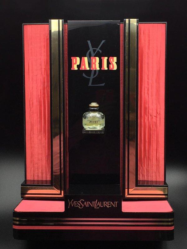 ✿ YSL  - PARIS - présentoir ✿