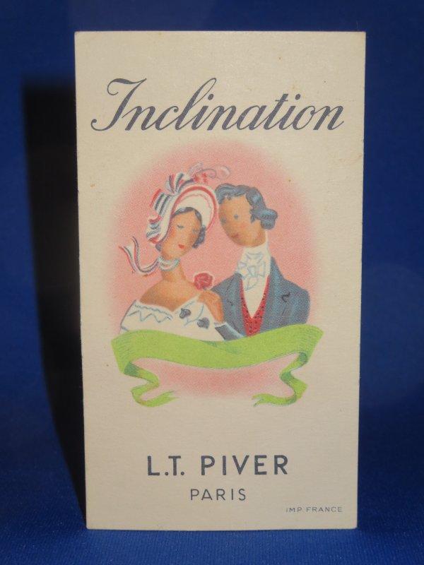 💌  Piver L.T. 💌  cartes parfumées 💌