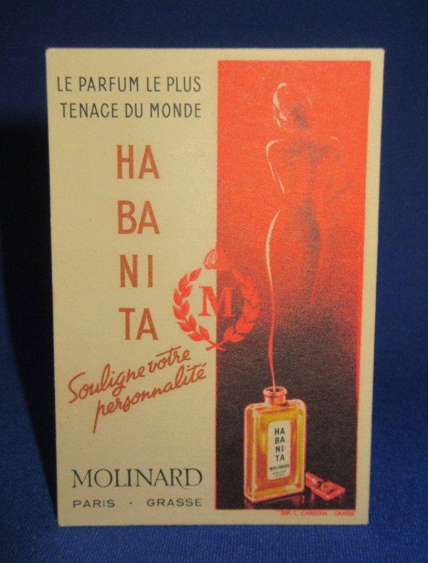 💌  Molinard 💌  cartes parfumées 💌