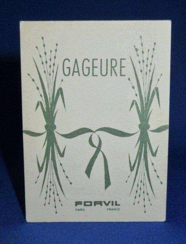💌 Forvil 💌 cartes parfumées 💌